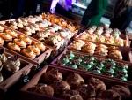 Midleton Distillery Bakery Roadshow Cupcakes