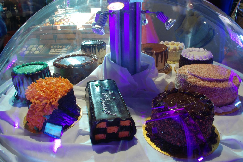 Midleton Distillery Bakery Roadshow Cakes
