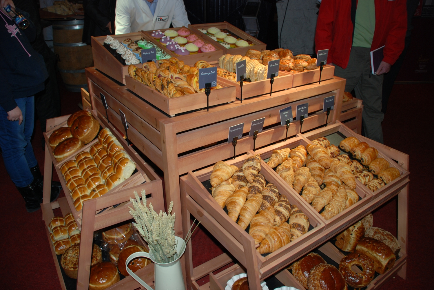 Midleton Distillery Bakery Roadshow Morning Goods